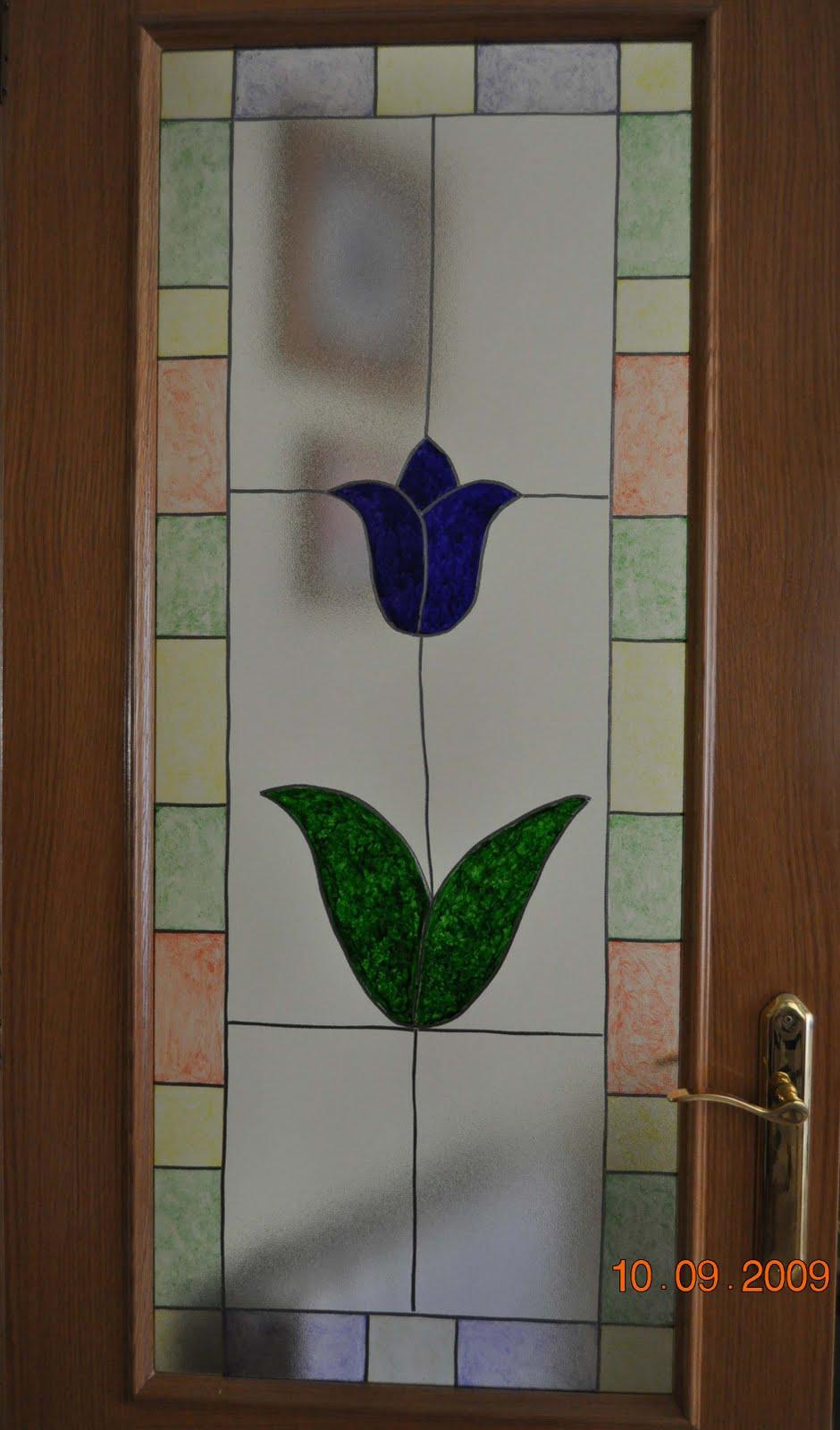 Puertas vidrieras un poco para compartir - Vidrieras para puertas ...
