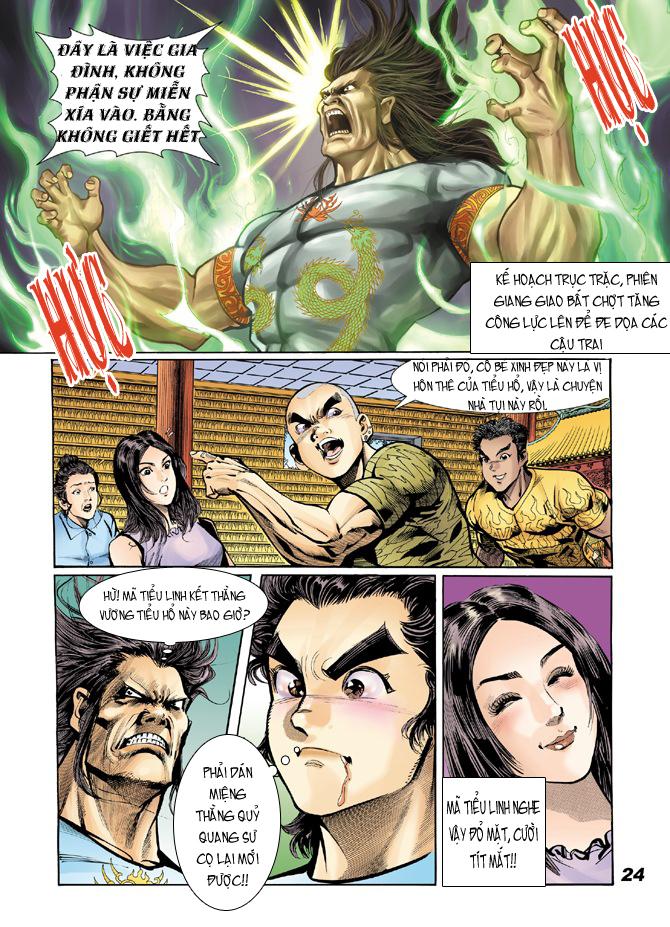 Tân Tác Long Hổ Môn chap 18 - Trang 23