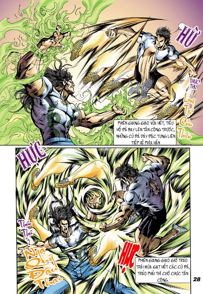 Tân Tác Long Hổ Môn chap 18 - Trang 25