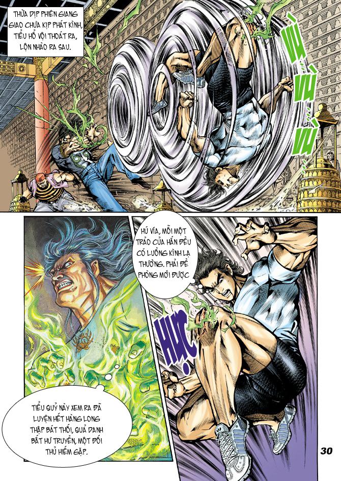 Tân Tác Long Hổ Môn chap 18 - Trang 27