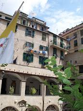 CLAUSTRO DELLE VIGNE 14 GÉNOVA ITALIA