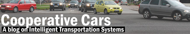 Cooperative cars - A blog on Intelligent Transportation Systems