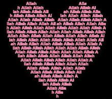 I LOVE ALLAH S.W.T.