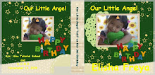 1st PB Project - Ishi's 3rd Birthday