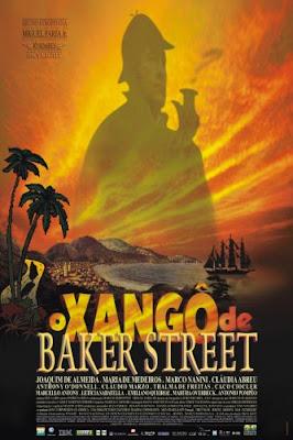 Baixar Filme O Xangô de Baker Street   Nacional Download