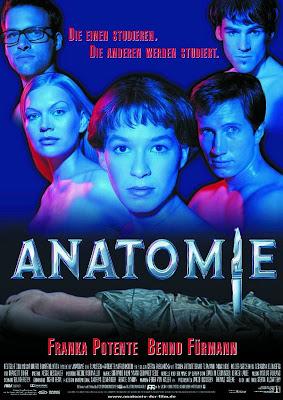 Filme Poster Anatomia DVDRip XviD + Legenda