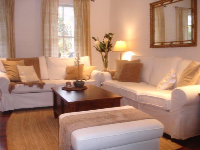 serene livingroom