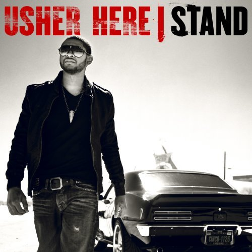 more album cover usher