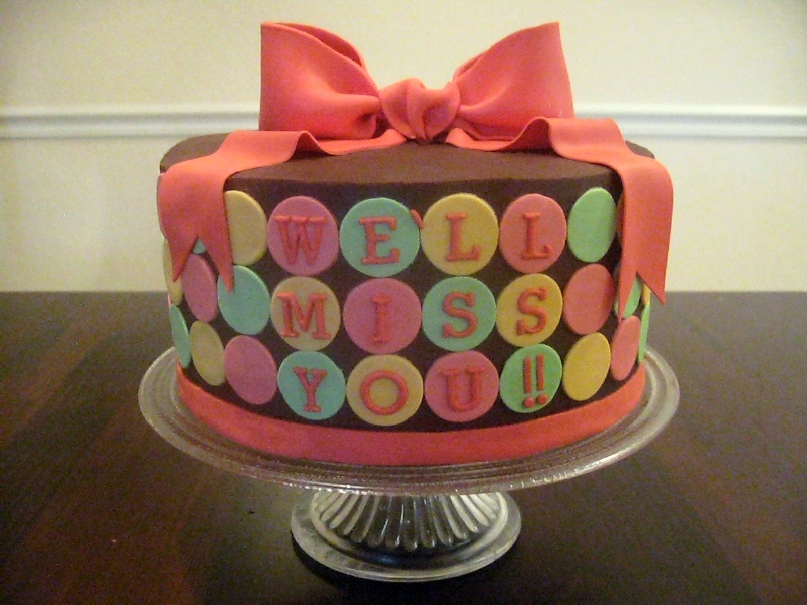 Cake Design Ideas For Co Workers