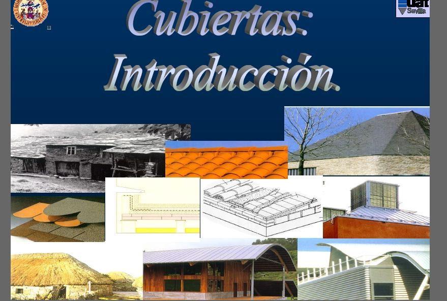 Arkitec info cubiertas y tejados - Cubiertas y tejados ...