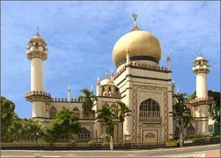 Sultan Mosque, Singapore