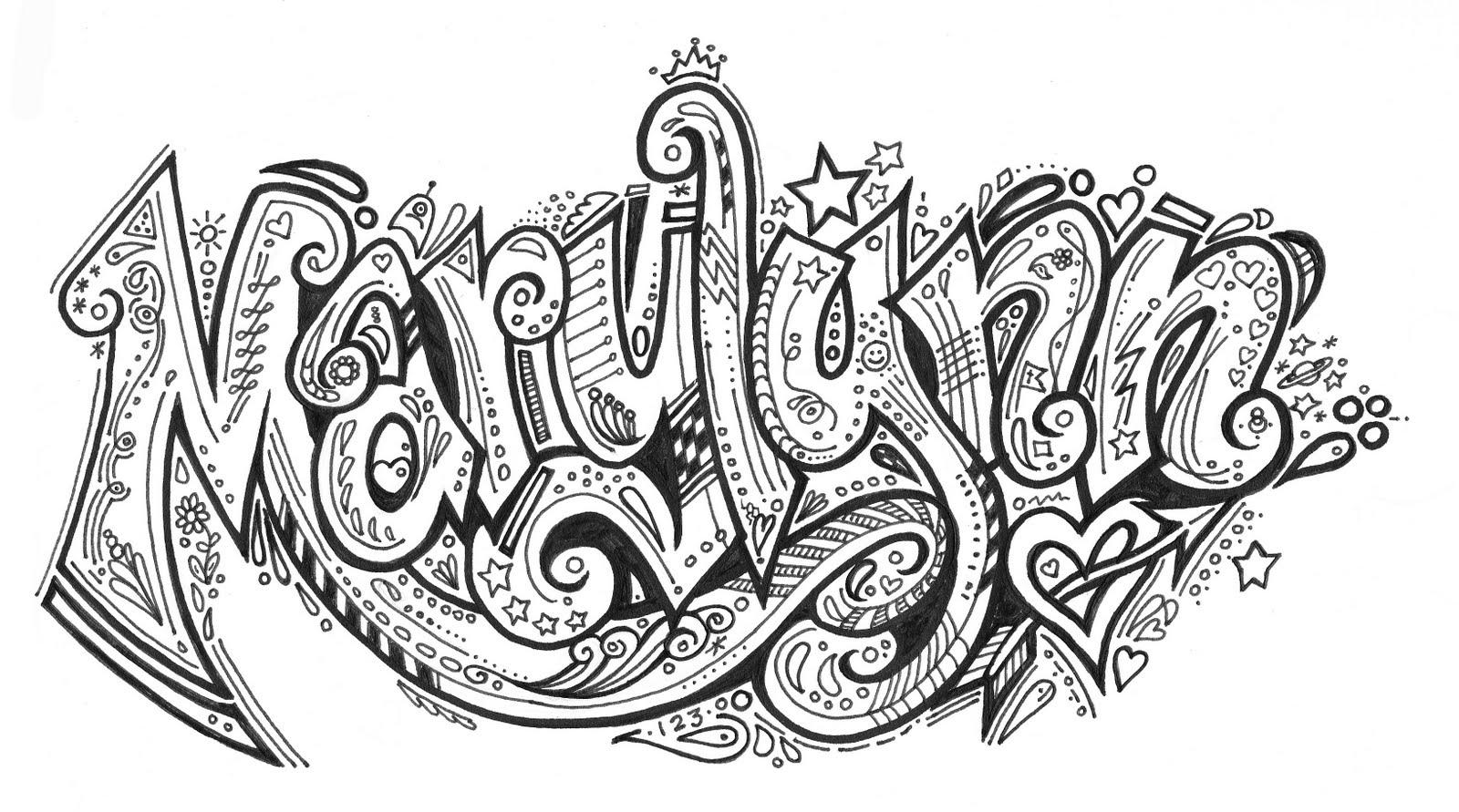 Organized Doodles  Doo...