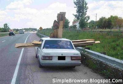 Odd Transport Pics