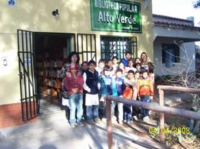 Nos visita Esc Francisco Civit del Ramblon San Martin
