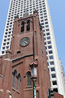 San Francisco Old St Mary's Center