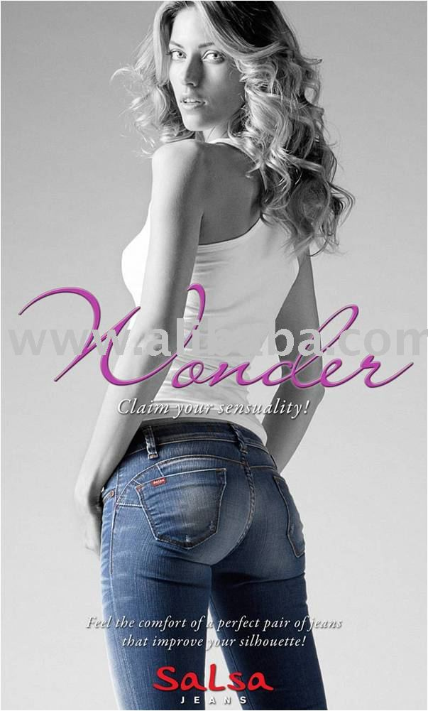 salsa jeans, ss10, madrid, wonder, shopping tour