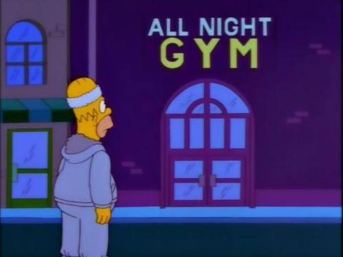 Queres ir al GYM pero no podes por x razon? Entra