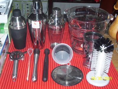 A los cocineros bazar gastron mico elementos para cocteler a for Bazar del cocinero