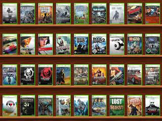 Venda de Jogos XBOX 360 RJ 1 por R$ 8.00 2 por R$ 15.00 3 por R$ 20.00
