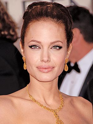 angelina jolie lip gloss. What I like about Angelina is that she has found