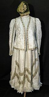 татарское свадебное платье