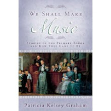 "Pat's latest publication - ""WE SHALL MAKE MUSIC"""