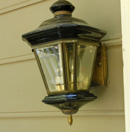 Exterior Wall Lights Installation : Installing New Exterior Lighting - Pretty Handy Girl