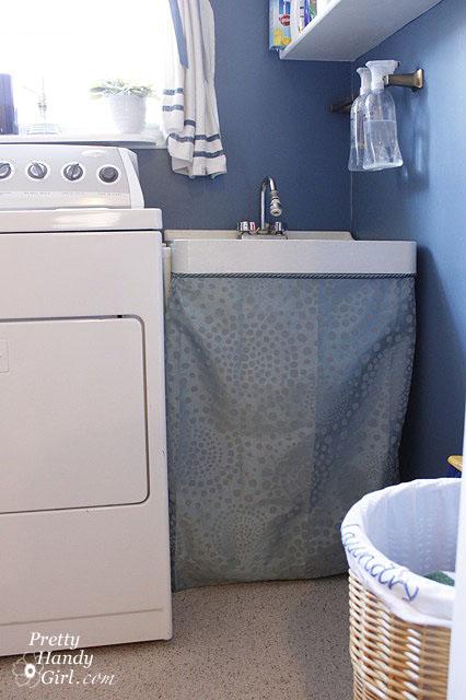 Laundry Room Makeover - Pretty Handy Girl