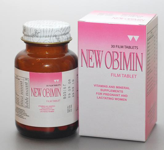 This is a vitamin and mineral supplement for pregnant and lactating mothers.