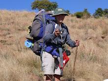 Maria walking mountain ranges