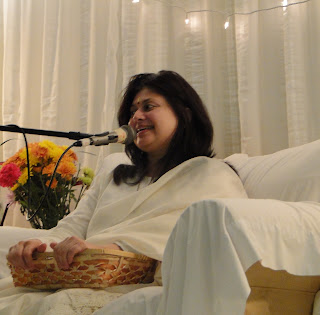 Sangeeta Jani At Art Of Living Center, Metuchen, NJ