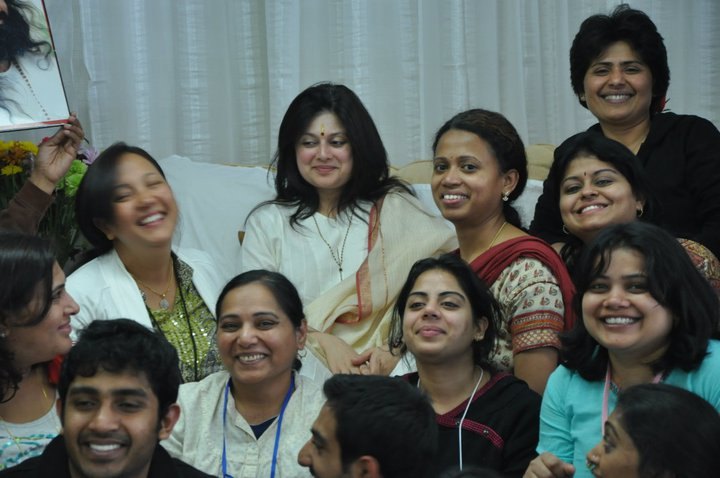 DSN Course With Sangeeta Jani « Art Of Living Central New Jersey U2013 A Blog