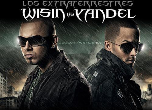 Wisin y Yandel (Megapost) Los+extraterrestres