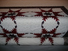 Feather Star unquilted