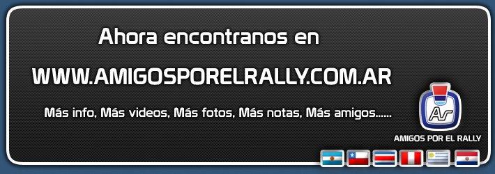 Amigos por el Rally
