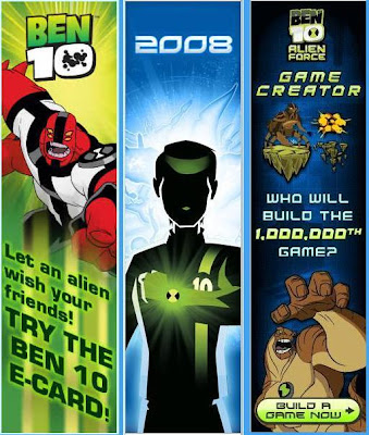 Games - Ben 10