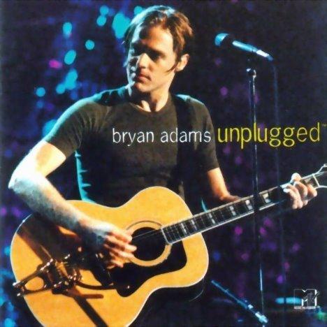 bryan adams album. BRYAN ADAMS - MTV UNPLUGGED