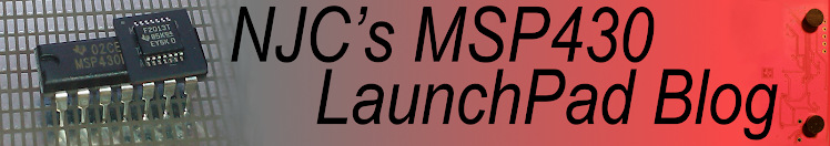MSP430 LaunchPad