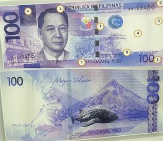 Philippines 100 Pesos