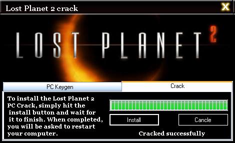 lost planet 2 slot machine passwords pc