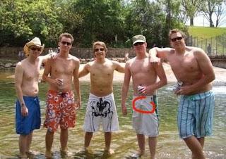 Mark Zuckerberg naked