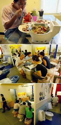 taiwan toilet restaurant