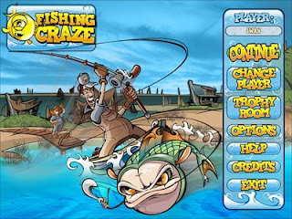 Healing Stress with Fishing Craze PC Game