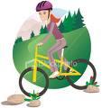 gambar anak salatiga belajar seo sambil naik sepeda ontel