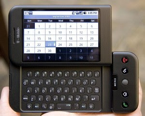 g1 android software