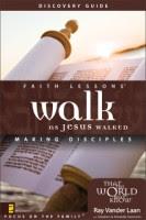 Walk as Jesus walked