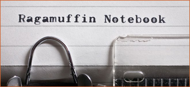 Ragamuffin Notebook