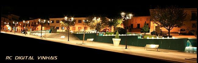 Jardim Municipal - Vinhais