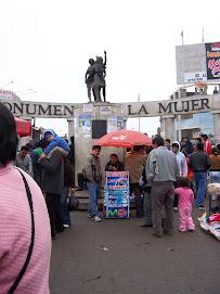 Monumento a la mujer 2007