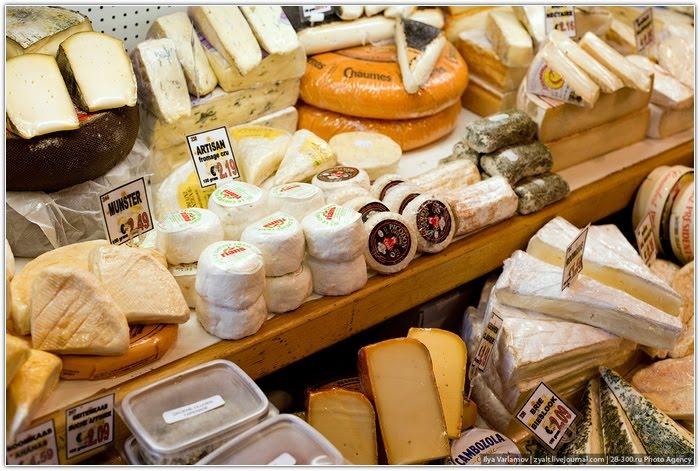 Где купить козий сыр